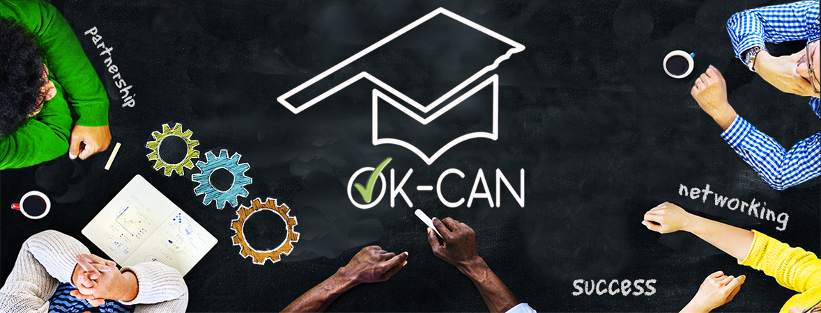 OK-CAN brings people together to enhance college access teamwork and success